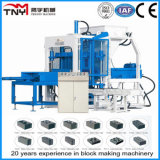 Qt8-15 Concrete Block Making Machine Brick Machine