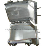 Aluminium Mould for Motorcycle PU Seat Cushion