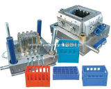 ABS Single Cavity Plastic Basket Injection Mould