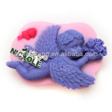 Flying Baby Silicone Soap Molds Silicone Baby Molds of Soap Nicole R0852