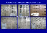 Mould, Mold, Silicone Rubber Keypad Mould