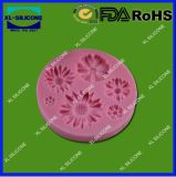 3D Fondant Silicone Mould, Cake Decorating Butterfly Mould, Food Grade Mould