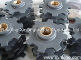 Ductile Iron Casting Gear Ductile Iron Chain