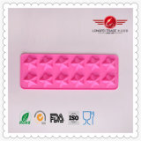 New Design Fashionpink Chocolate Molds Silicone