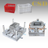Injection Mould for Plastic Basket