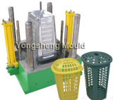 Plastic Basket Bucket Mould with Good Steel (YS233)