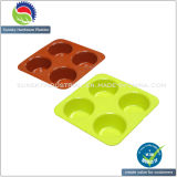 Hot Selling Food Grade Silicone Bakeware / Cake Mould with FDA