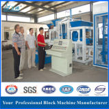 Concrete Vibrating Machine/Cement Block Brick Making Machine