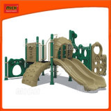 Small Modern Climbing Wall Outdoor Playground (2283B)