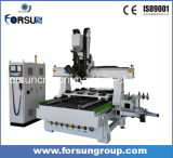 4 Axis CNC Machine for Wood Mould