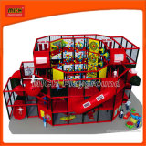 Red Series Kid Indoor Playground Castle for Amusement