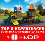 Huadong Outdoor Playground European and Korea Castle (HD15A-015A)