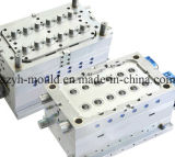 Medicine Cream Packing Mould Plastic Injection Box Mould