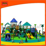 Round Roof Outdoor Amusement Equipment Playground (5238A)