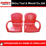 Plastic Injection Metal Leg Chair Mould Molding