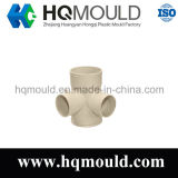 PP Tee/Plastic Pipe Fittings Injection Mould