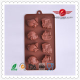 High Grade Fashion Silicone 3D Chocolate Mold