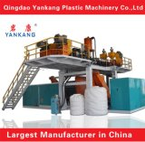 2000L Four Layer Blow Molding Machine with HDPE Material