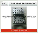 Injection 8 Cavity Cap Mould