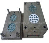 Plastic Injection Mold for LED Light Cap Parts