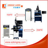 China Automatic YAG 200W/500W Laser Welding Machine for Metal Material/ Laser Welder