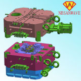 Aluminum Die Casting Mold for Electric Motor-