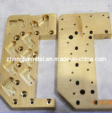 High Precious Brass CNC Machining Part