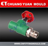 PPR Stop Valve Fitting Mould