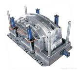 High Precision Auto Bumper Injection Mould