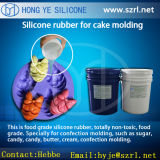 Food Grade Liquid Silicone Rubber for Cake Moulds
