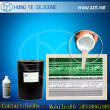 Decoration Gypsum Molds Casting Moulding RTV Silicone Rubber