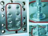 Liquid Silicone Cold Runner Injection Mold