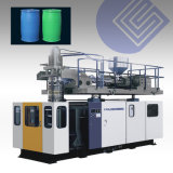 CE Approved Automatic Extrusion Blow Molding Machine With Max Volume 160l (EB100J1-A1)