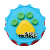 R1345 Silicone Soap and Chocolate Mold for Baby DIY Cartoon Shape Round Silicon Cake Mould