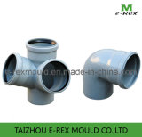 Plastic Water Pipe Fitting Mould/Mold