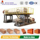 Hollow and Solid Brick Making Machine with Various Moulds
