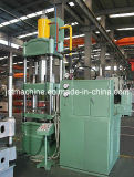 4-Cloumn Double Action Hydraulic Press Machine