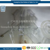 Clear Plastic PC Moulding Product Without Any Shrinkage