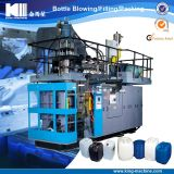 Automatic HDPE Extruder Blow Molding Machinery (JMX100N)