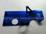 CNC Aluminum Weld Part Anodized Dirt Bike Fender