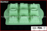 3D Silicone Cake Mould for Children DIY