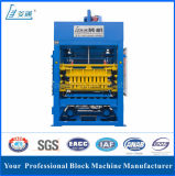 Ltqt6-15 Paving Brick Portable Hydraulic Vibration Block Making Machine