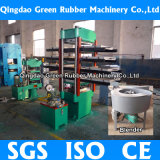 Ground Tile Making Machine