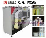 Auto Feeding Laser Roll to Roll Printing Label Cutting Machine (No need Mould)