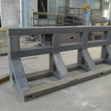 Frame Welding Product with Welding Mold