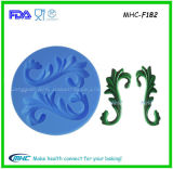 Magic Cake Decoration Slicon Fondant Mould