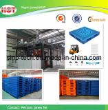 Plastic Hollow Extrusion Pallet Making Machine