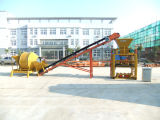 Qtj4-40A Semi-Automatic Concrete Block Making Machine