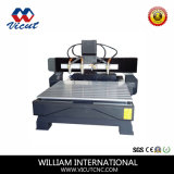 Newest CNC 3 Aixs/4 Axis Wood Machine CNC Touter CNC Engraver (VCT-1518FR-4H)