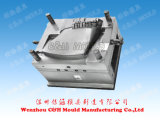 Plastic Injection Mould for Auto Parts/ Spares, Electronic Component